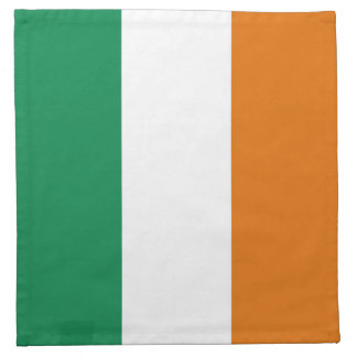 Ireland Flag Napkin