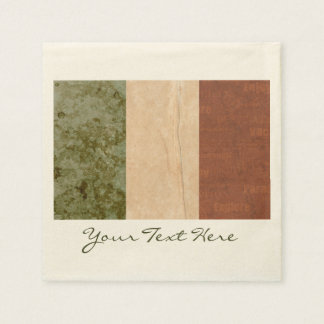 Ireland Flag Party Napkins Disposable Napkin