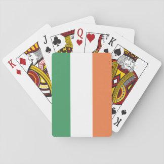 Ireland Flag Playing Cards