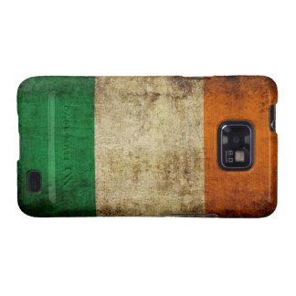Ireland Flag Samsung Galaxy SII Case