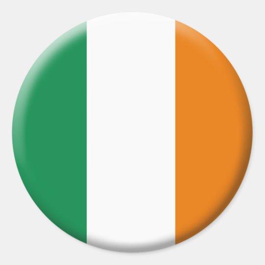 Ireland Flag Stickers