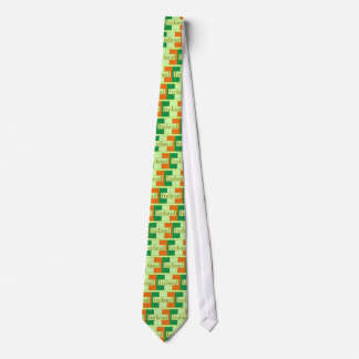 Ireland Flag Tie