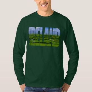 Ireland Forest Green Photo Shirt