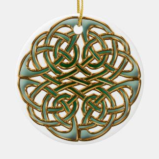 Ireland forever christmas ornament