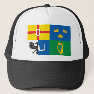 Ireland (Four Provinces Flag) Trucker Hat