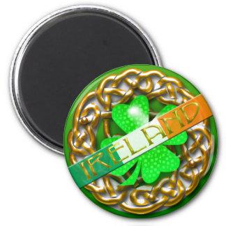ireland fridge magnet