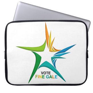 Ireland General Election  Neoprene-Laptop-Sleeve Laptop Computer Sleeve