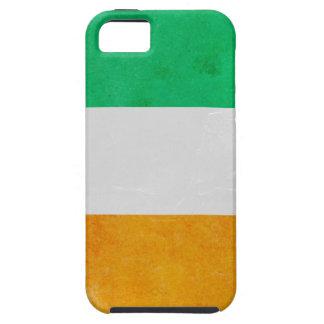 Ireland Grunge- Irish Tricolour Flag Case For The iPhone 5