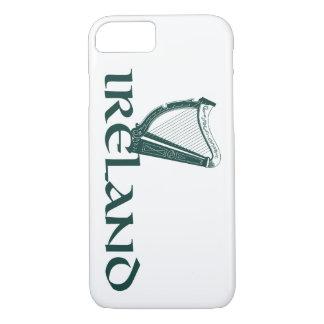 Ireland Harp Design, Irish Harp iPhone 8/7 Case