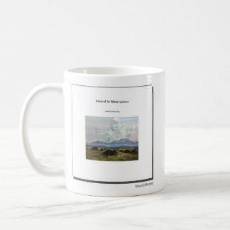 Ireland In Watercolour Coffee Mug