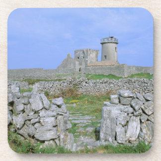 Ireland, Inishmore, Aran Island, Dun Aengus Fort Coaster