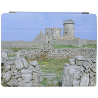 Ireland, Inishmore, Aran Island, Dun Aengus Fort iPad Cover