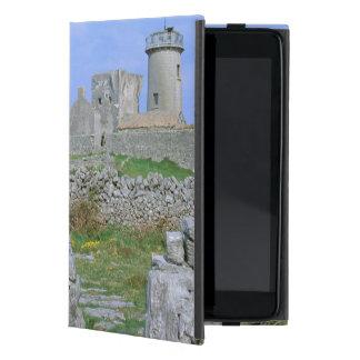 Ireland, Inishmore, Aran Island, Dun Aengus Fort iPad Mini Covers
