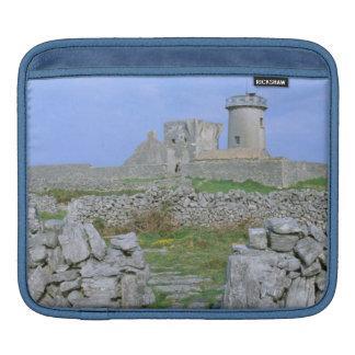 Ireland, Inishmore, Aran Island, Dun Aengus Fort iPad Sleeve