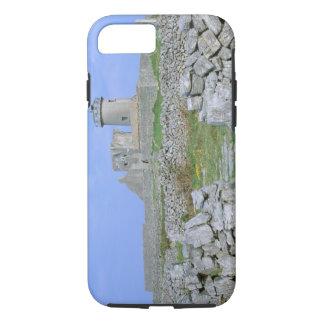 Ireland, Inishmore, Aran Island, Dun Aengus Fort iPhone 8/7 Case