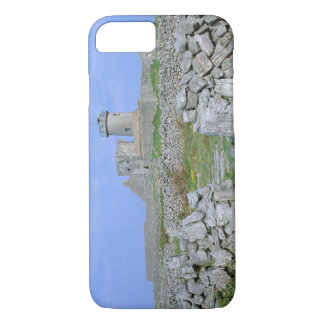 Ireland, Inishmore, Aran Island, Dun Aengus Fort iPhone 8/7 Case