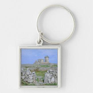Ireland, Inishmore, Aran Island, Dun Aengus Fort Key Ring
