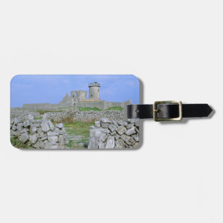 Ireland, Inishmore, Aran Island, Dun Aengus Fort Luggage Tag