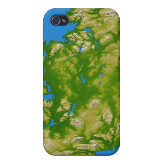 Ireland iPhone 4 Case