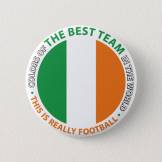 Ireland Ireland Art Shield 6 Cm Round Badge