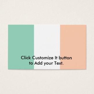Ireland, Ireland Business Card