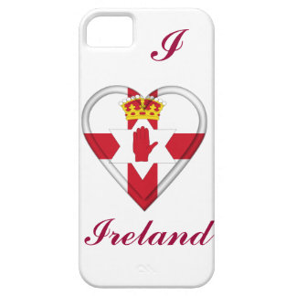 Ireland Irish Flag iPhone 5 Cases