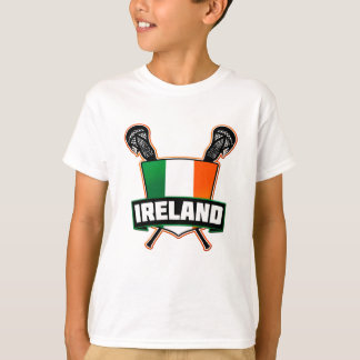 Ireland Irish Lacrosse T-Shirt