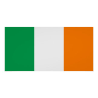 Ireland – Irish National Flag Posters