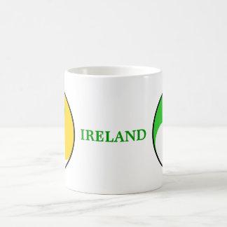 IRELAND, Irish Swirl mug