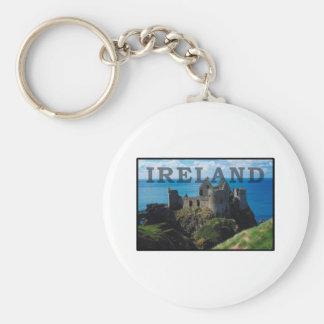 Ireland Key Ring