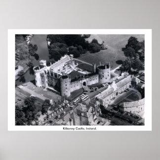 Ireland, Kilkenny Castle, River Nore Poster