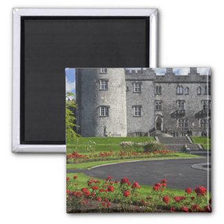 Ireland, Kilkenny. View of Kilkenny Castle. Magnet