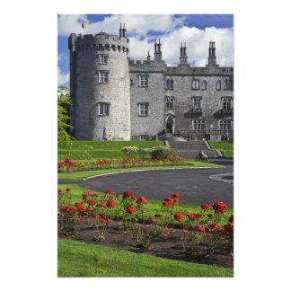 Ireland, Kilkenny. View of Kilkenny Castle. Photo Print
