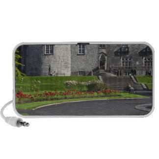 Ireland Kilkenny View of Kilkenny Castle iPhone Speakers