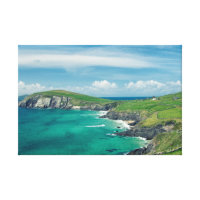 Ireland Landscape Canvas Print