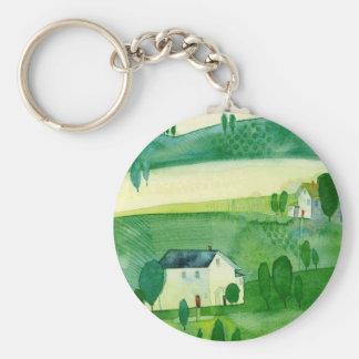 Ireland Landscape Keychains