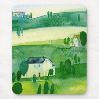 Ireland Landscape Mouse Pad