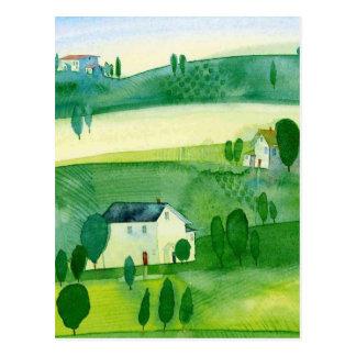 Ireland Landscape Postcard