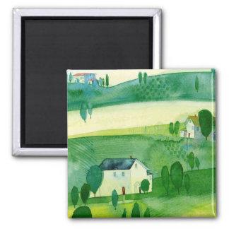 Ireland Landscape Refrigerator Magnet