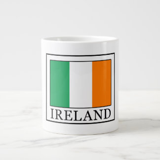 Ireland Large Coffee Mug