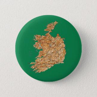 Ireland Map Button