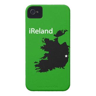 iReland Map Blackberry Bold Cover