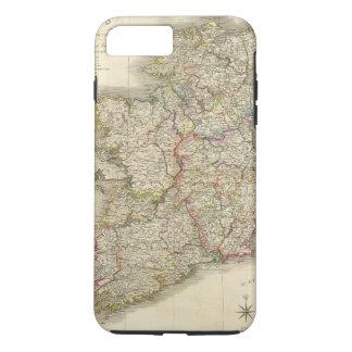 Ireland map iPhone 8 plus/7 plus case