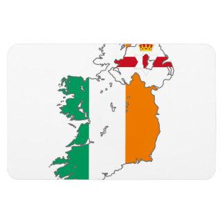 IRELAND - MAP MAGNETS
