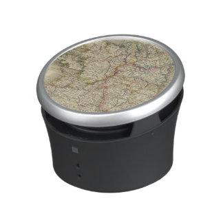 Ireland map speaker