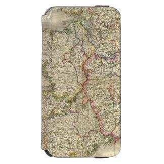 Ireland map incipio watson™ iPhone 6 wallet case