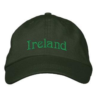 IRELAND Name Designer Cap Embroidered Cap