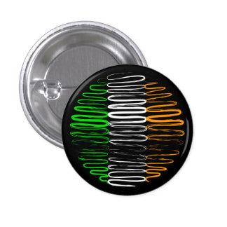 Ireland on Black Button