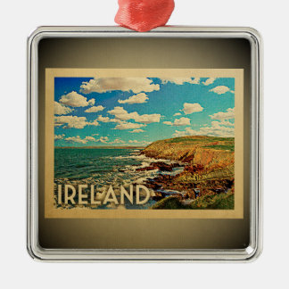 Ireland Ornament Vintage Travel