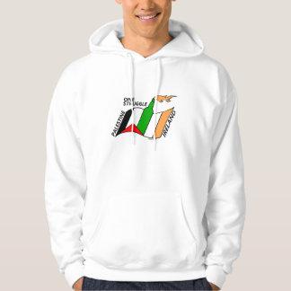 Ireland Palestine One Struggle Hoodie